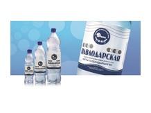 """Минеральная вода """"Павлодарская"""""""