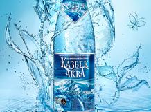 Минеральная вода Казбек Аква